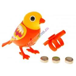 Digibirds - interaktívny spievajúci vtáčik, 4 druhy