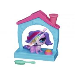 Littlest Pet Shop interaktívne zvieratko s kefou, 3 modely
