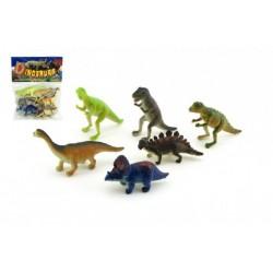 Dinosaurus- 6 druhov v balení