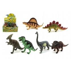 Figúrka dinosaura- 6 druhov