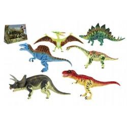 Dinosaurus - 6 druhov