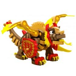 3D penové Puzzle – dinosaury a draky, 355 dielov