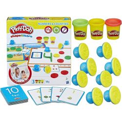 Hasbro Play-Doh modelovacia hmota Shape & Learn