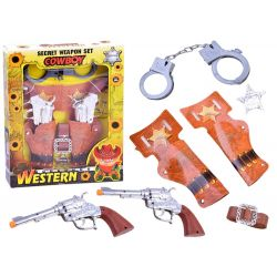 Kovbojské pištole