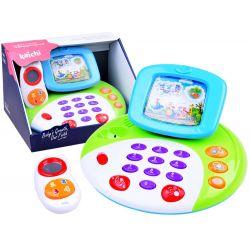 Detský interaktívny telefón