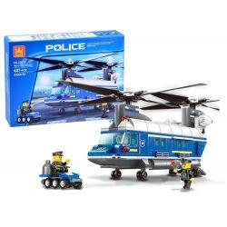 Stavebnica polícia