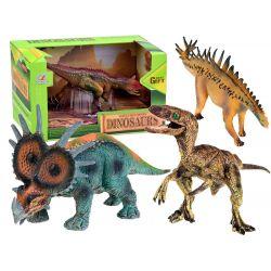 Ručne maľovaný dinosaurus