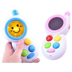 Interaktívny detský telefón