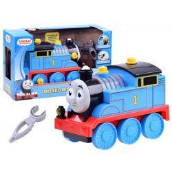 Lokomotíva Thomas so zvukmi