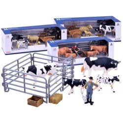 Fun Toys: Maľované zvieratká s ohradou