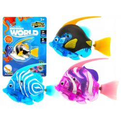 Robotická rybka NANO FISH