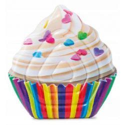 Intex 58770 nafukovací matrac – Cupcake