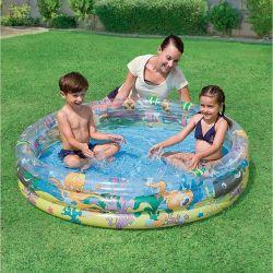 BESTWAY 51082 bazén vodný svet 152x30 cm
