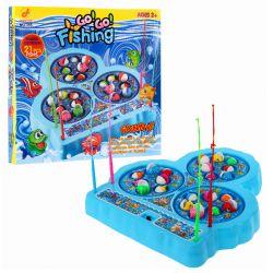 Hra rybičky