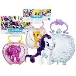 Hasbro My Little Pony figúrka poníka + kabelka