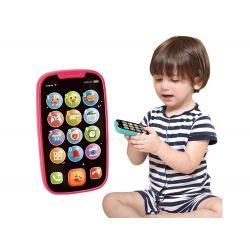 Interaktívny telefón pre deti - smartphone
