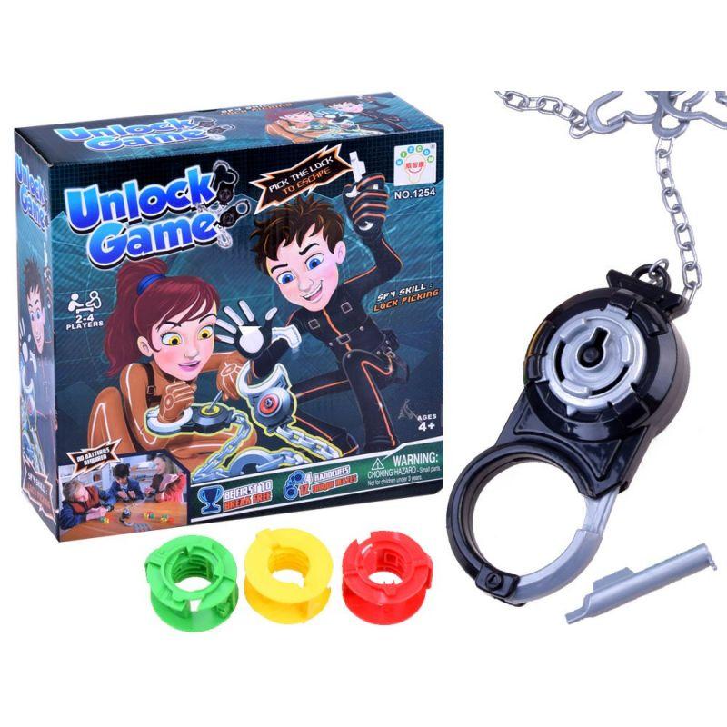 Hra uvoľni sa z pút Escape Room