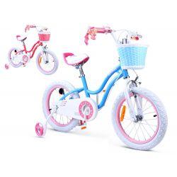 "RoyalBaby detský bicykel STAR GIRL, 16"""