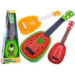 Ovocné ukulele pre deti