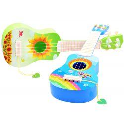 Plastová gitara pre deti