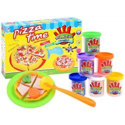 Modelovacia hmota pizza