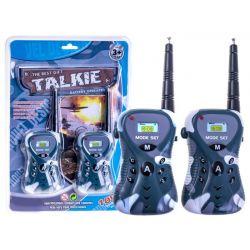 Rádiovysielačky Walkie Talkie dosah 100m