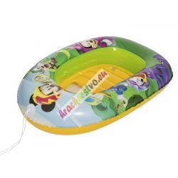 Bestway 91003, nafukovací člnok Mickey Mouse pre deti