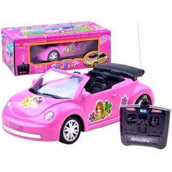 Autíčko pre dievčatá na diaľkové ovládanie