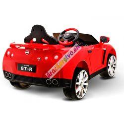 ELCARS elektrický Nissan GTR R35, licencia, EVA kolesá, multifunkčné diaľkové, ŠPZ s menom