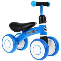 PettyTrike Z7 – odrážadlo motorka, modrá