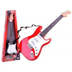 Elektrická gitara 2 farby