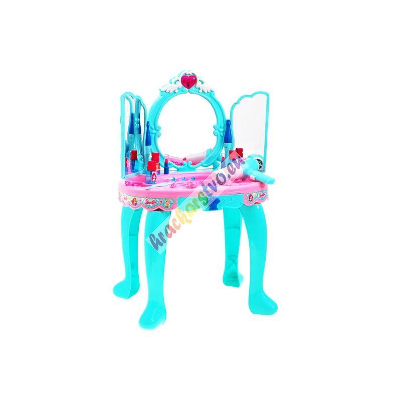 Veľký detský toaletný stolík Ľadové kráľovstvo