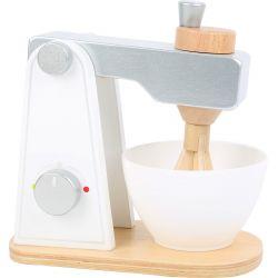 Detský drevený kuchynský šľahač