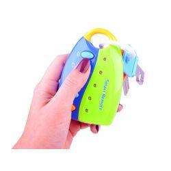 Volant, kľúče a mobil pre najmenšieho šoféra