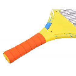 Plážové rakety s loptičkou a košíkom