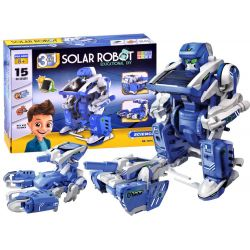 Solárny robot 3 v 1, edukatívna sada