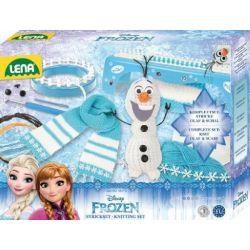 Pletací stroj Frozen