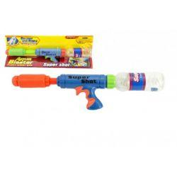 Vodná pištoľ s fľašou, 48cm