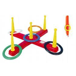 Hra kríž s kruhmi