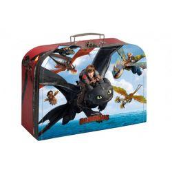 Kufrík Dragons 25cm