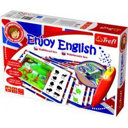 Hra Malý objaviteľ Enjoy English + kúzelné pero