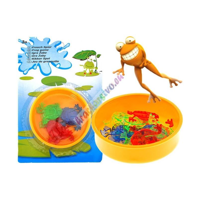Hra Žabky