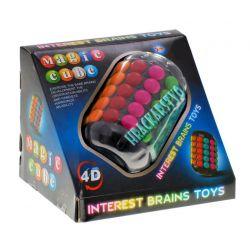 Hlavolam Magic cube - nová verzia rubikovej kocky