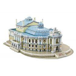 3D puzzle Opera Odesa, 76 dielov