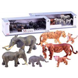 Set zvierat SAFARI