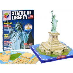 3D puzzle Socha Slobody USA