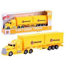 Kamión s kontajnermi