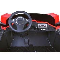 Elcars elektrické autíčko BUGGY, dvojmiestne, 4x4