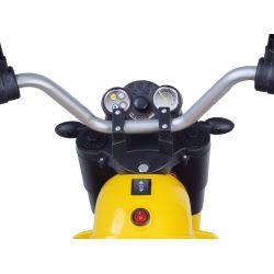 Elcars Elektrická Motorka Chopper