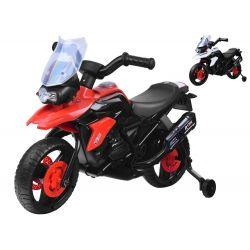 Elcars Športová elektrická motorka